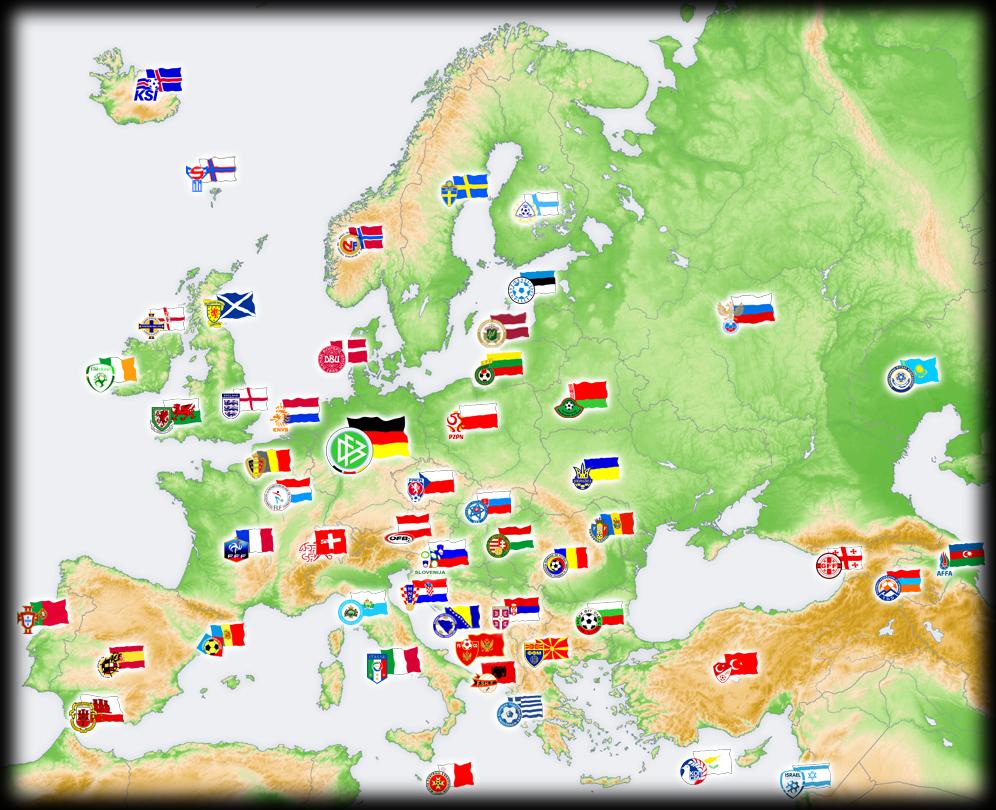 Wappen Aus Ganz Europa